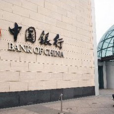 BANK OF CHINA, Milano